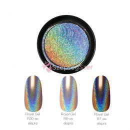 ChroMirror króm pigmentpor - Super Holo