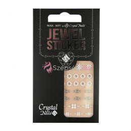 Jewel sticker ékszermatrica 5
