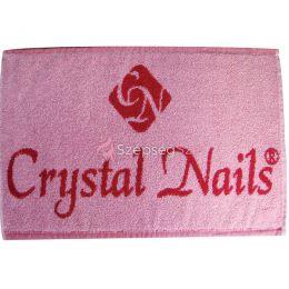 CN Frottír pamut törölköző - Pink
