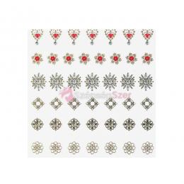 Jewel sticker ékszermatrica 20
