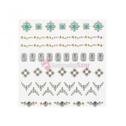 Jewel sticker ékszermatrica 19