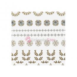 Jewel sticker ékszermatrica 17