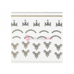 Jewel sticker ékszermatrica 15