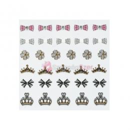 Jewel sticker ékszermatrica 13