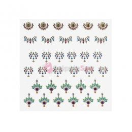 Jewel sticker ékszermatrica 12