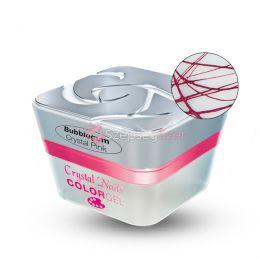 Bubblegum color gel - Ruby 3ml