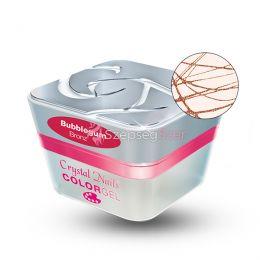 Bubblegum color gel - Rosegold 3ml