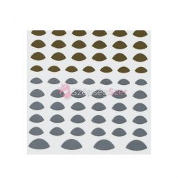 Jewel sticker ékszermatrica 23