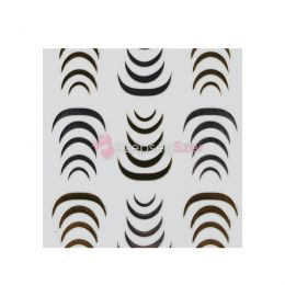Jewel sticker ékszermatrica 24