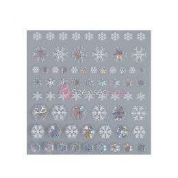 Jewel sticker ékszermatrica 28