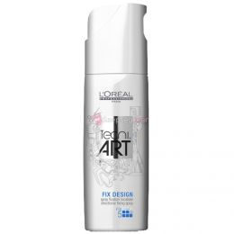 L'OREAL TECNI ART FIX DESIGN PUMPÁS Hajlakk 200ml