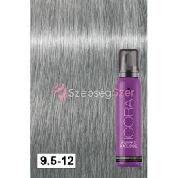 Schwarzkopf Igora Expert Mousse 9,5-12 Holdkő 100 ml
