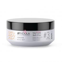 ÚJ! Indola #3 Style Texture Soft Clay 85 ml
