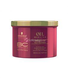 Schwarzkopf BC Oil Miracle Brazilnut Oil Hajpakolás 500ml