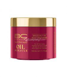 Schwarzkopf BC Oil Miracle Brazilnut Oil Hajpakolás 200ml