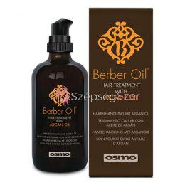 The Berber Oil argán olajkollekció