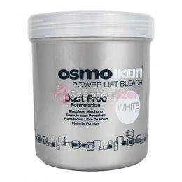 OSMO IKON pormentes erőteljes, villámgyors szőkítőpor - 500 g - fehér