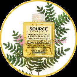L'oreal Source Essentielle Acacia & Aloe Essence Normál hajra Sampon 300ml