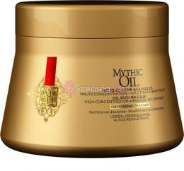 Mythic oil pakolás Vastagszálú hajra 200ml