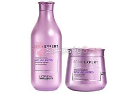 L'Oreal Serie Expert Liss Unlimited