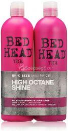 Tigi Bed Head High Octane Shine Duo Sampon+ Condi 750ml