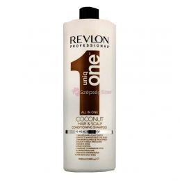 Revlon Uniq One Coconut Hair&Scalp Condicionáló Sampon 1000ml Akció!
