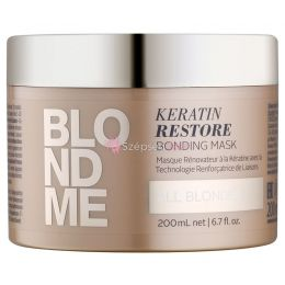 Schwarzkopf BlondMe All Blondes Bonding Hajpakolás 200 ml
