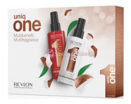 Revlon Uniq One 10 Az Egyben Spray Balzsam Classic& Coconut 2x 150ml