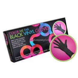 Framar Black Mamba Nitrile Gloves Medium 100db Készlethiány!