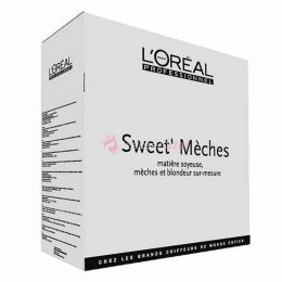 L'OREAL SWEET' MECHES Melírpapír
