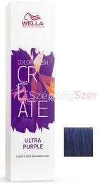 Wella Color Fresh Create Ultra Purple 60ml