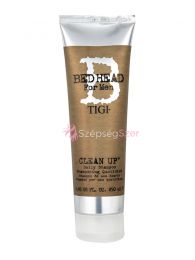 Tigi Bed Head Hor Men Clean Up Borsmentás  Sampon 250ml AKCIÓ!