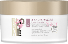 Schwarzkopf Blond Me All Blondes Light Mask 200ml