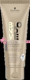 Schwarzkopf Blond Me Blonde Wonders Restoring Balm 75ml