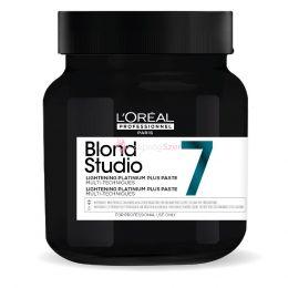 L'oreal Blond Studio platinum plus szőkítő paszta 500ml