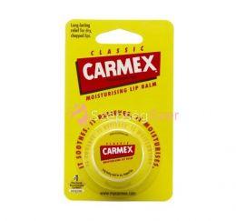 Carmex Ajakápoló Classic Tégelyes 7,5g