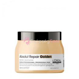 L'oreal Serie Expert Absolut Repair Protein + Gold Quinoa hajpakolás golden 500ml