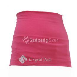 Crystal Nails derékmelegítő, rózsaszín XL