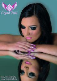Crystal Nails poszter 15 - 50x70cm