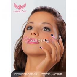 Crystal Nails poszter 18 - 50x70cm