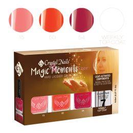 Magic Moments körömlakk készlet - 4x8ml