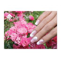 Crystal Nails poszter 36 - 70x50 cm
