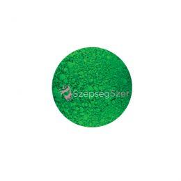 Neon pigmentpor - neon zöld
