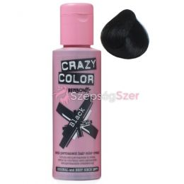 Crazy Color - 030 Black