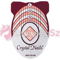 Crystal Nails sablon 50db