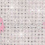 Crystal Sticker dekor fólia - Kristály 6x10cm