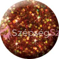 589 CN Színes Laser Brill porcelán - 7g